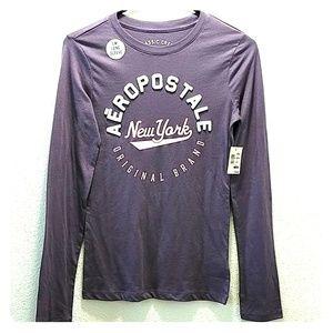 Aeropostale Women's Long Sleeve Shirt S